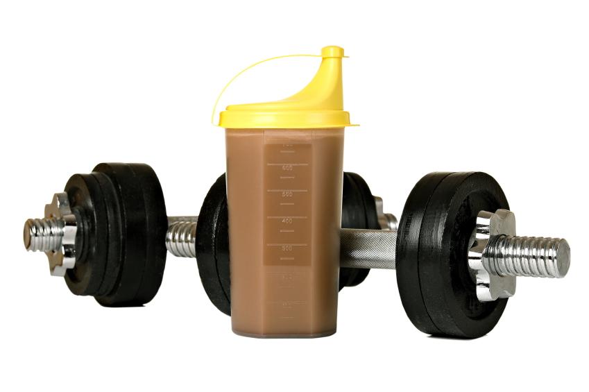 Комплексное меню белковой диеты для спортсменов