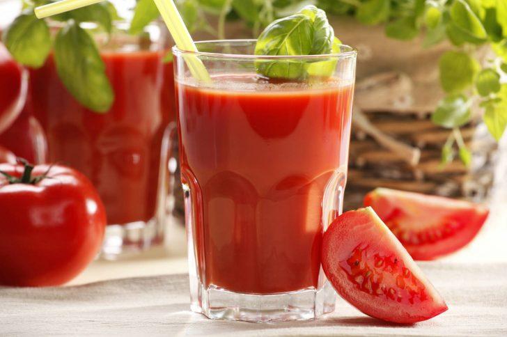 Похудеть легко: томатная диета