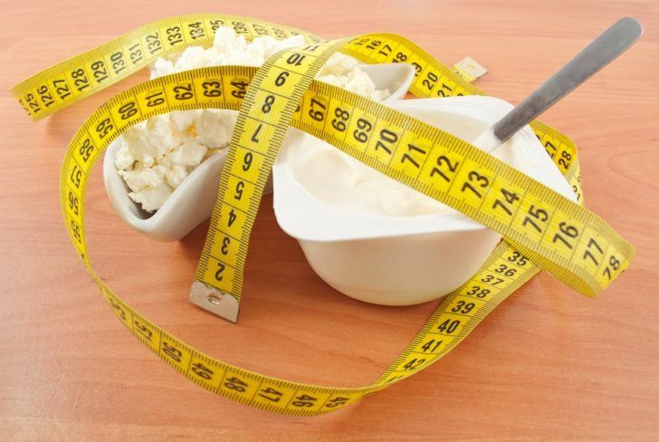 Творожная диета Магги: меню