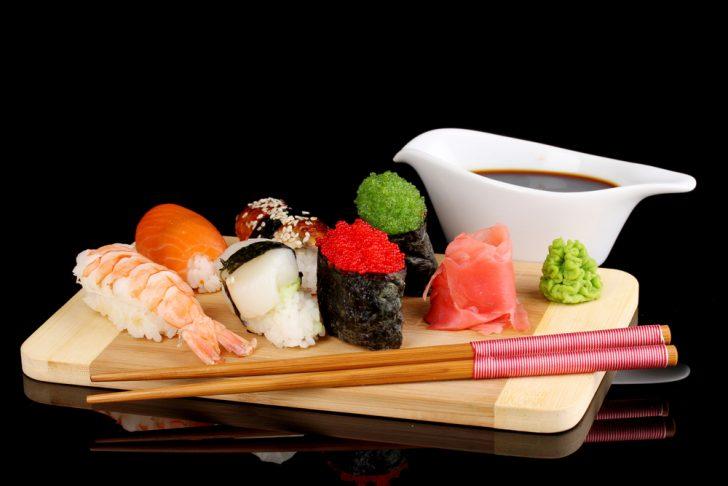 Основные принципы японской диеты