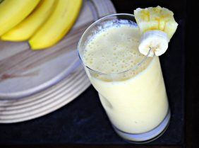 Высокоскоростная бананово-молочная диета