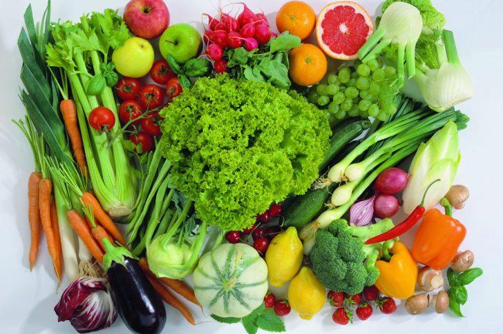 Витаминная диета для похудения