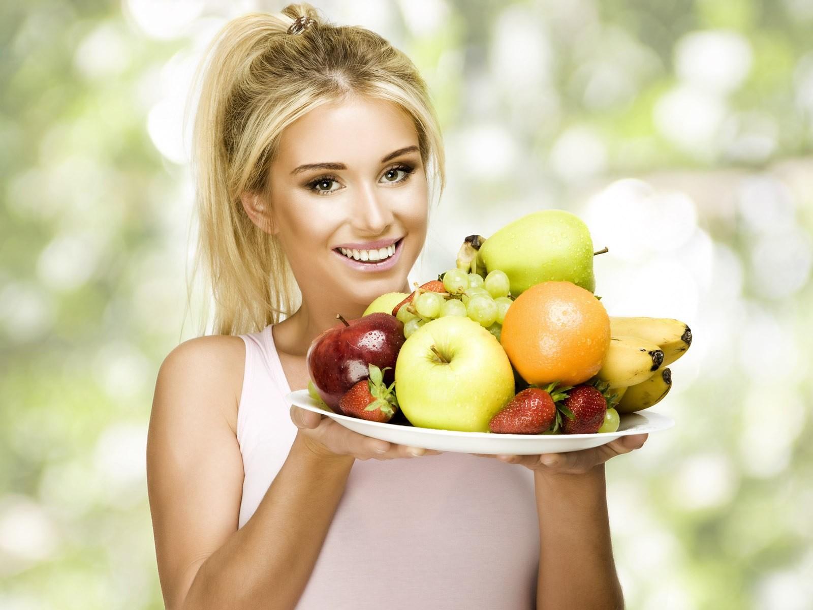 Варианты меню летних диет