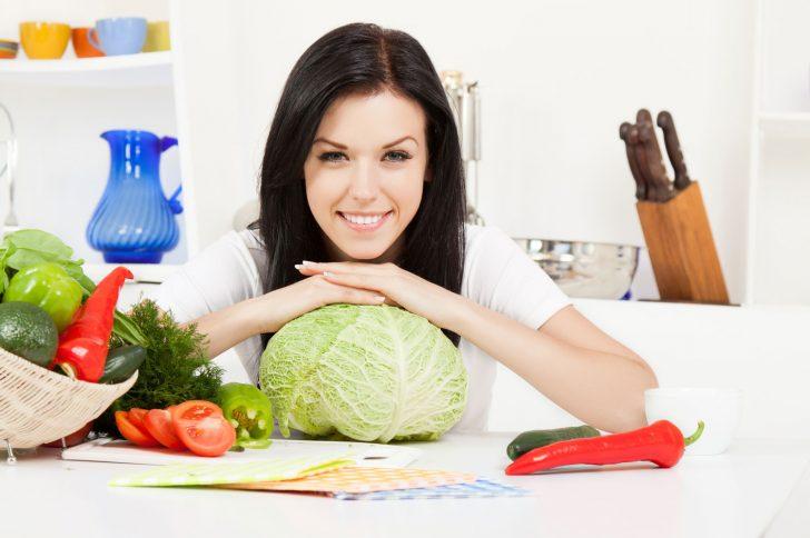 Диета на белокочанной капусте — идеальная еда для похудения