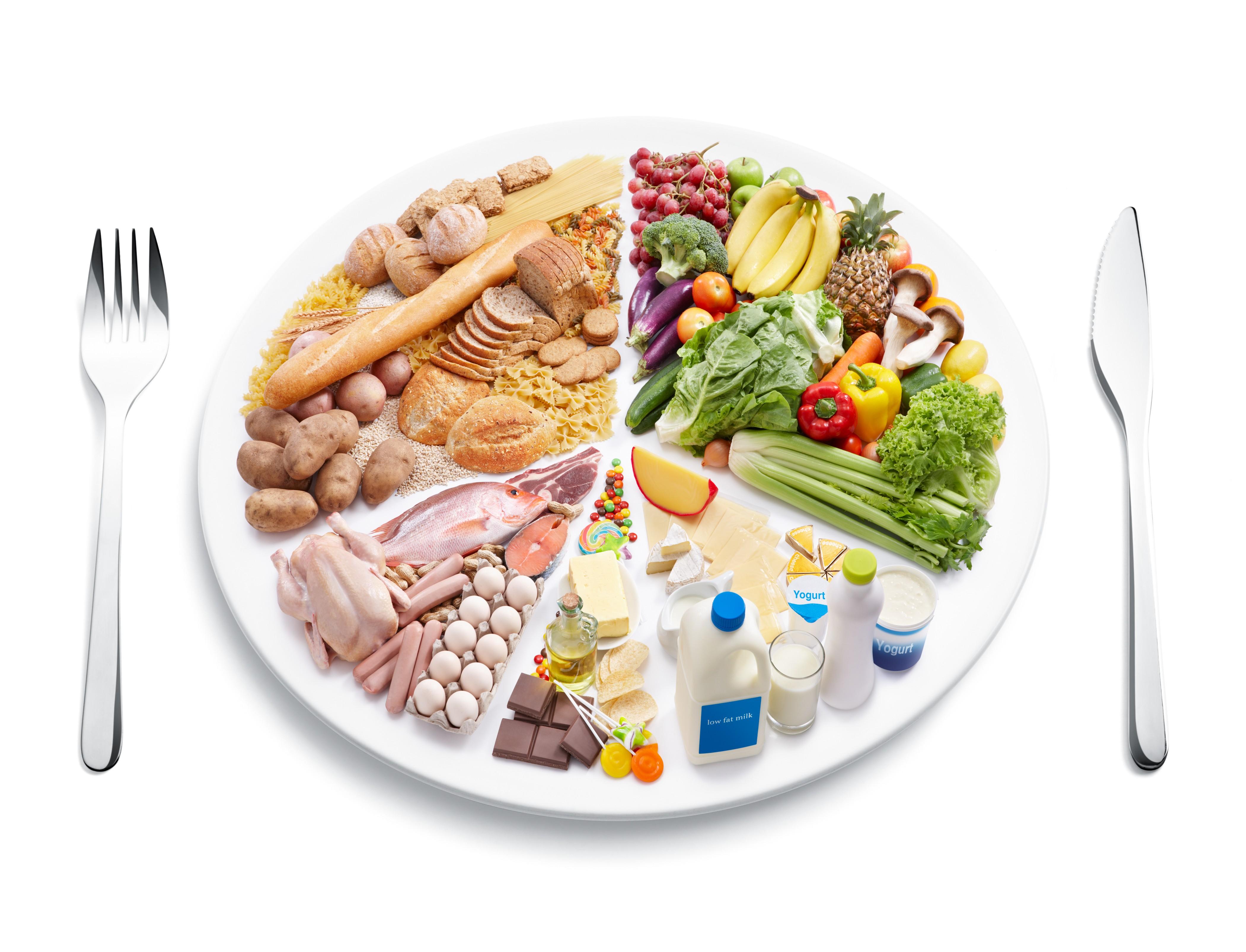 принципы питания для похудения ног