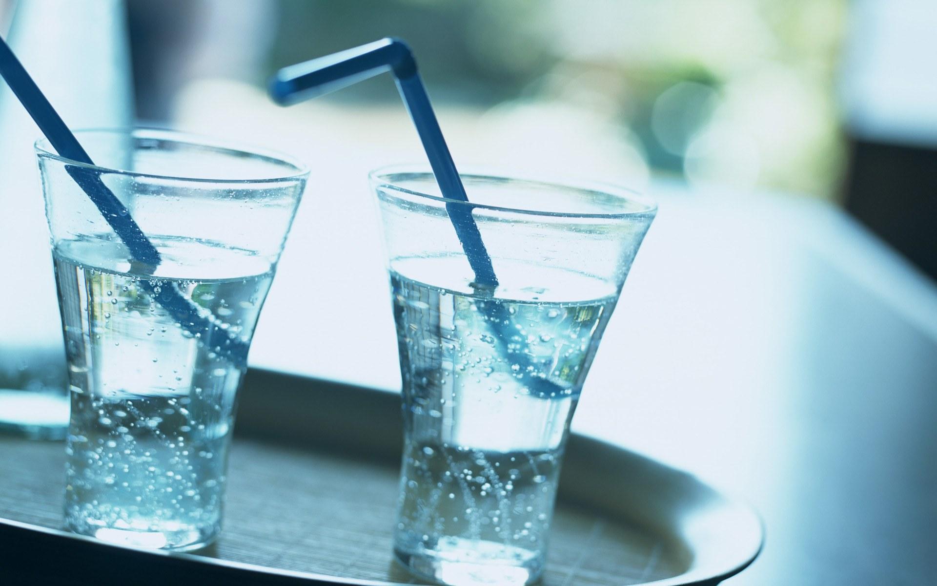 Нельзя пить газированную воду