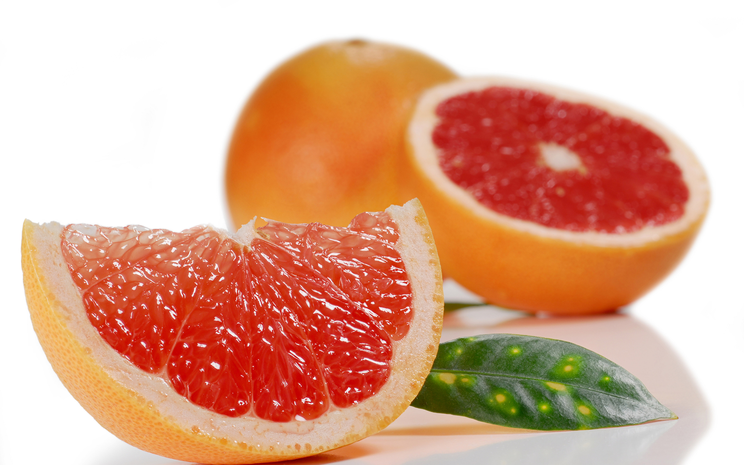 грейпфрут или апельсин