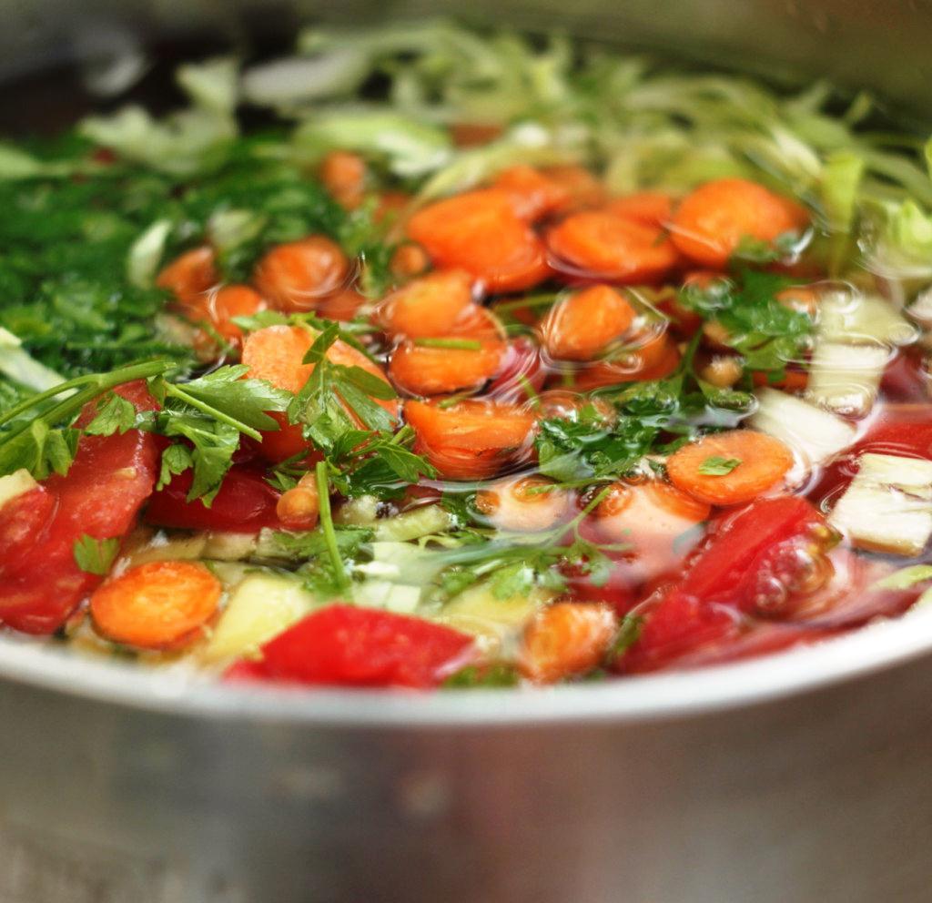 Меню диеты боннский суп на неделю