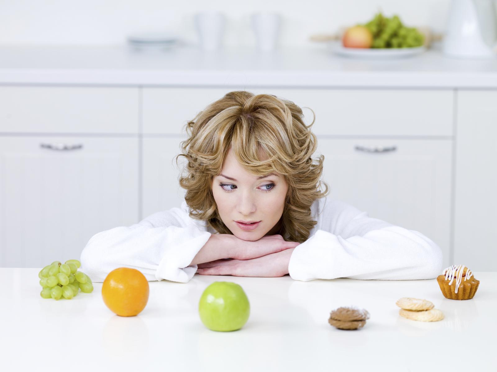 Ход диеты и меню