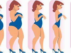 Диета лесенка — худеем по ступеням