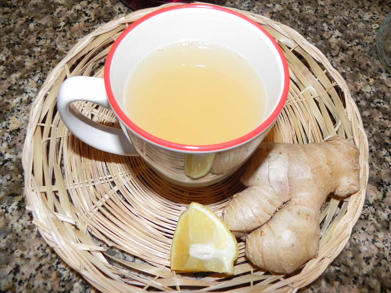 Правда что можно похудеть от имбирного чая