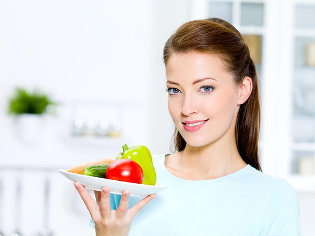 Меню витаминной диеты