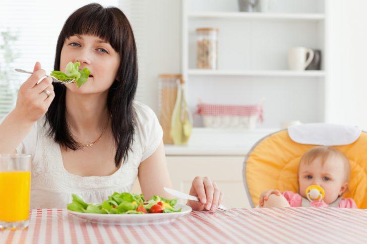 Диета послеродовое питание мам