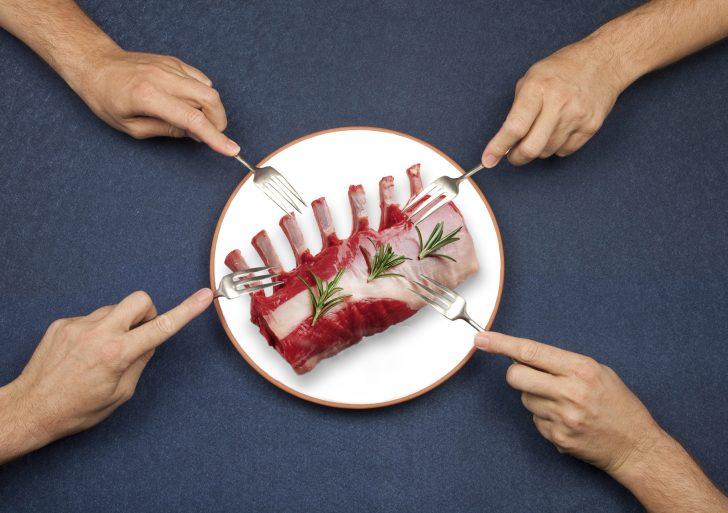4 день раздельной диеты — мясной