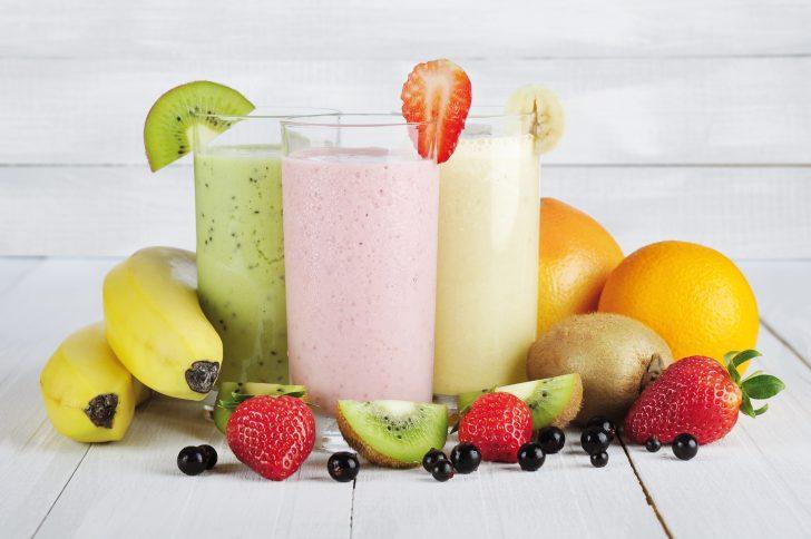Белая диета: худеем без подсчетов калорий!