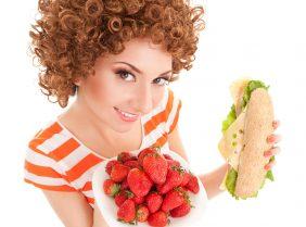 Большая диета: рацион дня