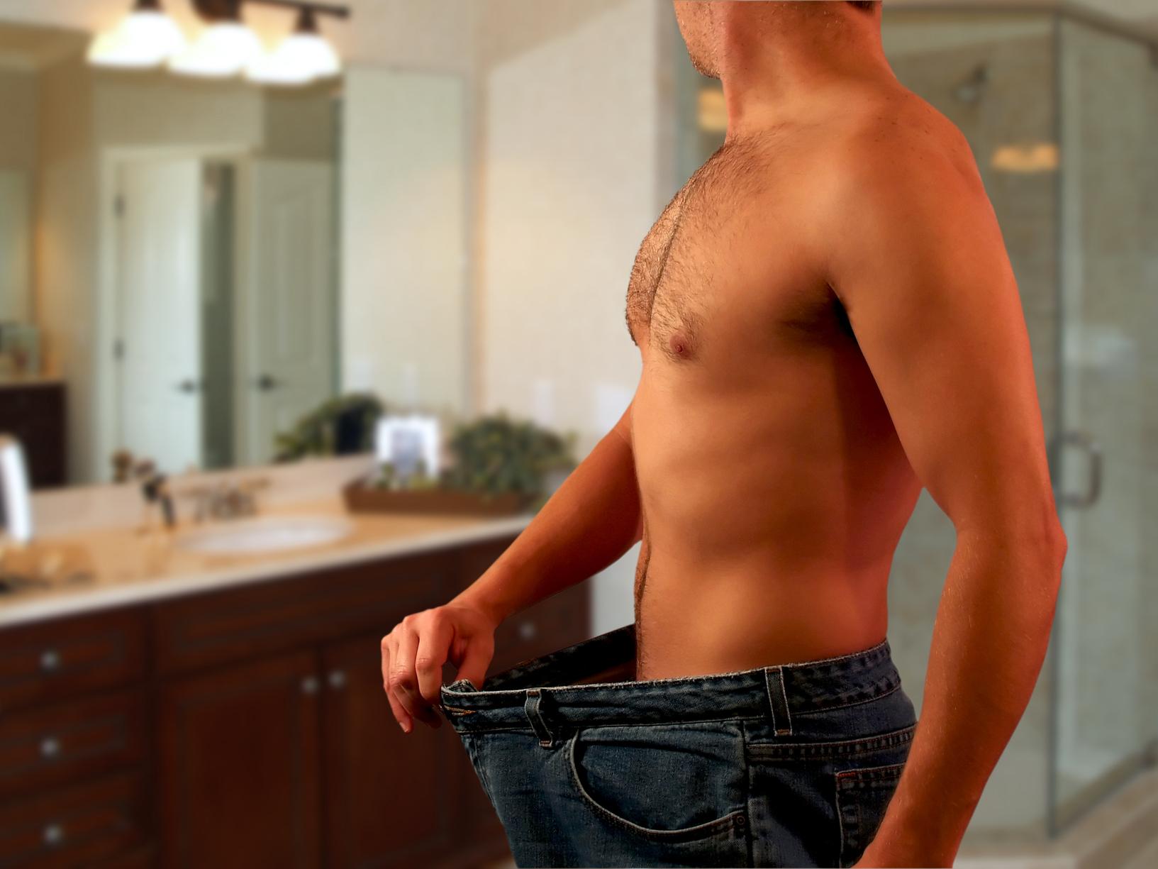 Лучший Способ Похудеть Мужчины.