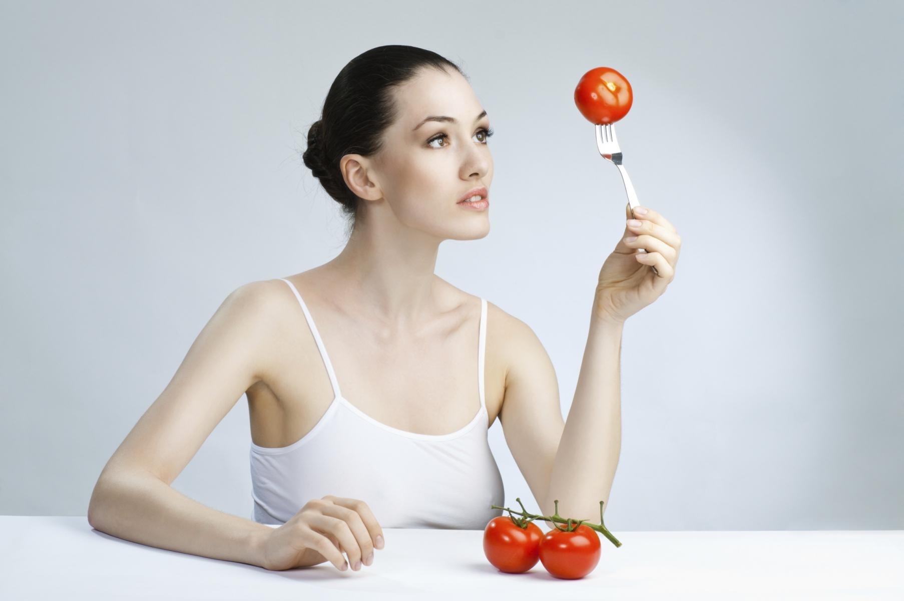 Подбор диеты при слабом метаболизме