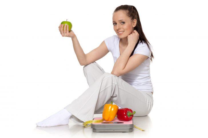 Эффективная диета сбросить 5 кг