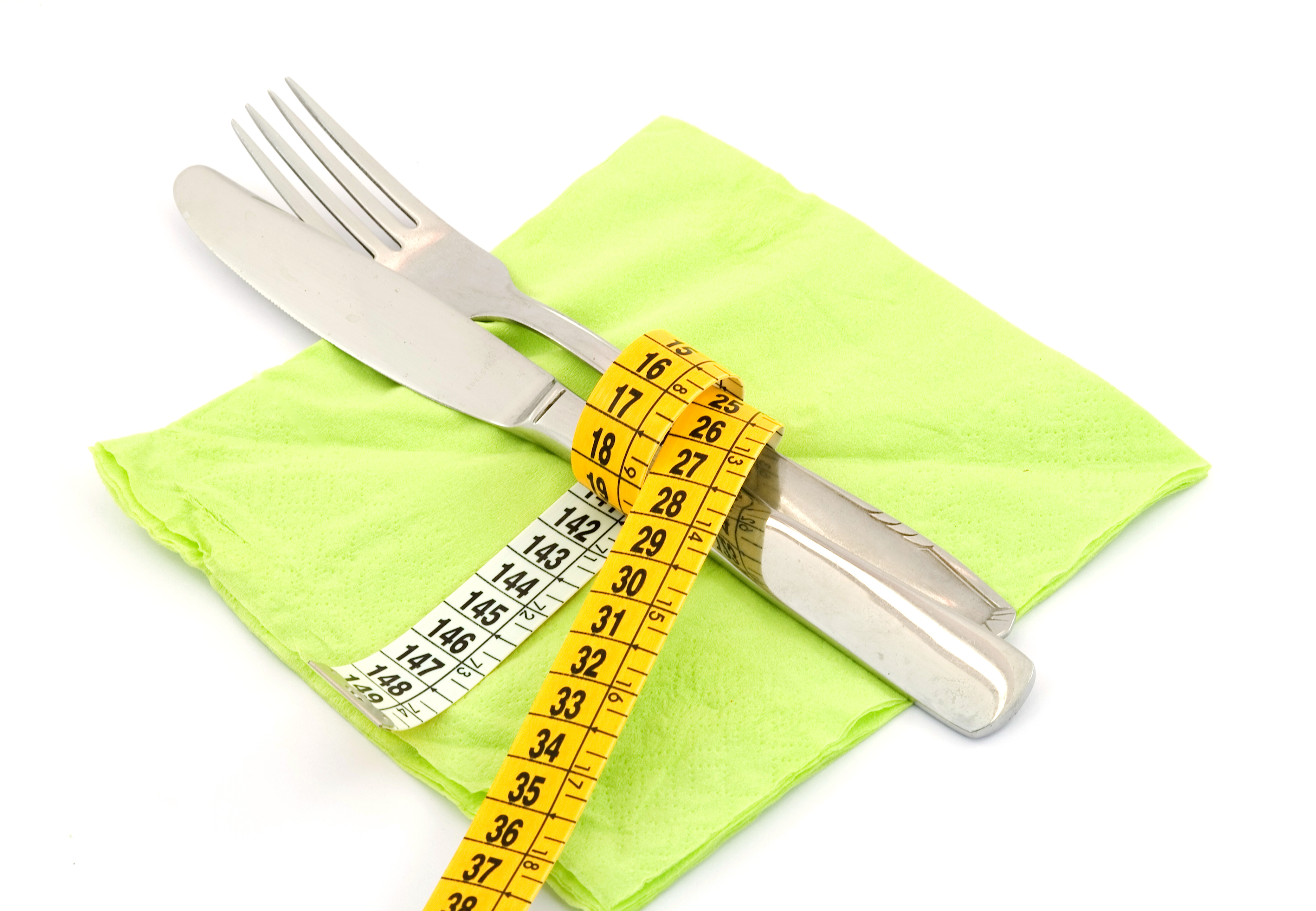 Как создать режим для диеты. Пример.