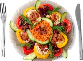 Очковая диета – худеем по-новому