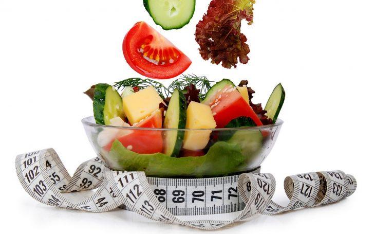Основные нюансы при салатной диете