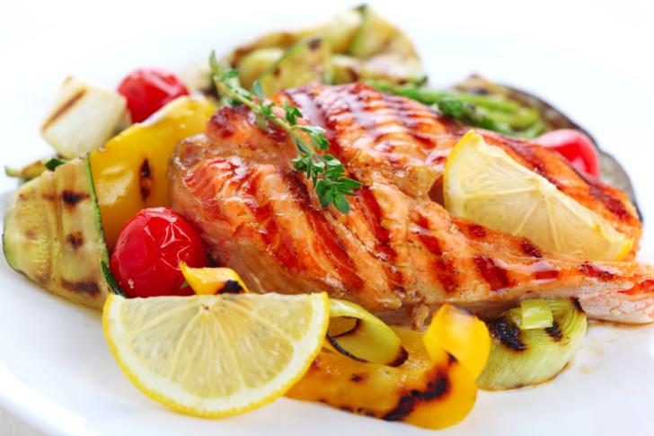 Особенности составления меню диеты пятнашки