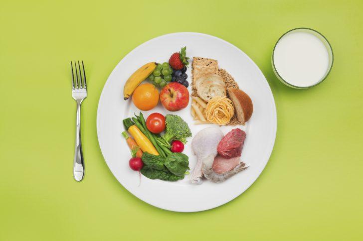 Раздельное питание для похудения на каждый день