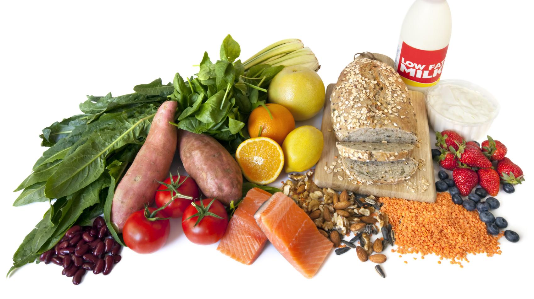 Примерное меню диетического питания при сахарном диабете на неделю