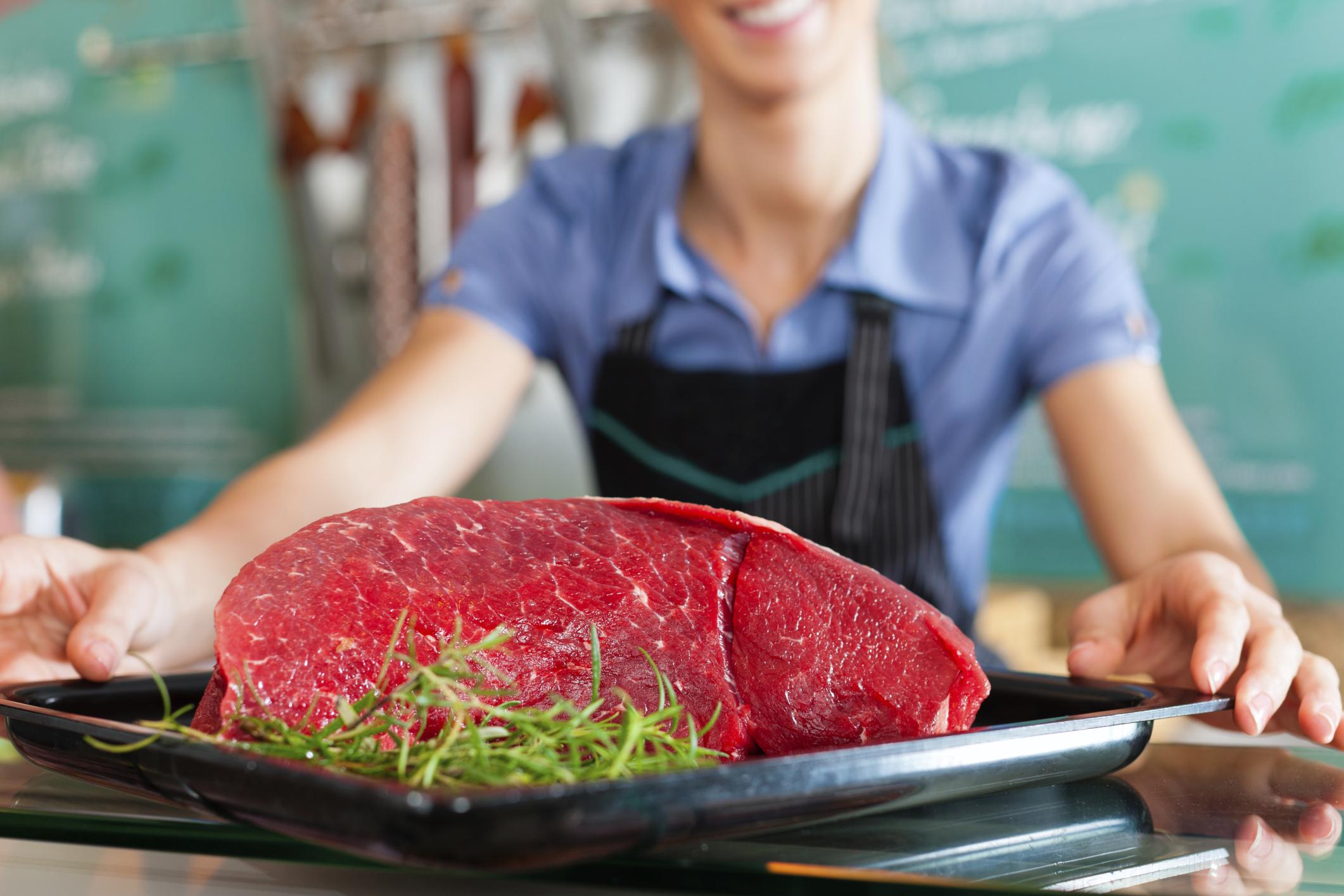Принципы мясной диеты