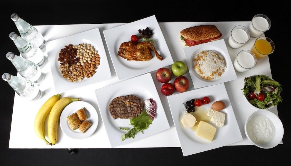 Продукты во время диетического протеинового питания