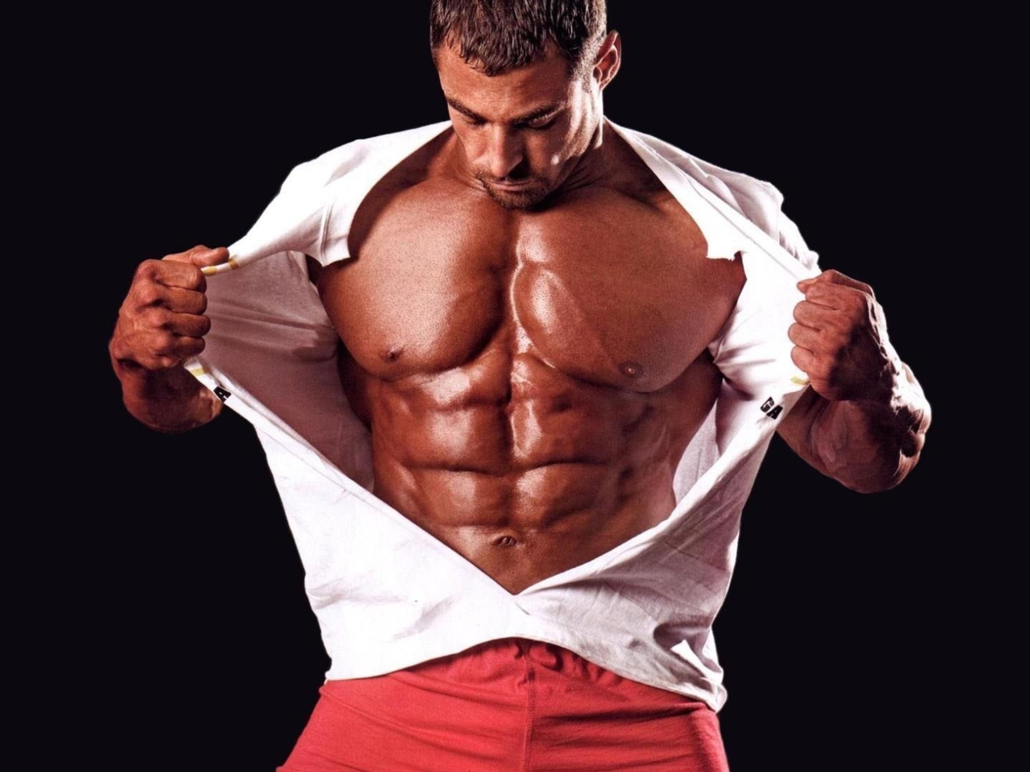 Спортивная диета для набора массы