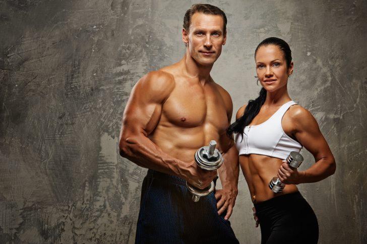 Спортивная диета для похудения