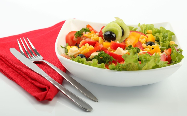 Салатная диета на 10 дней чтобы похудеть -