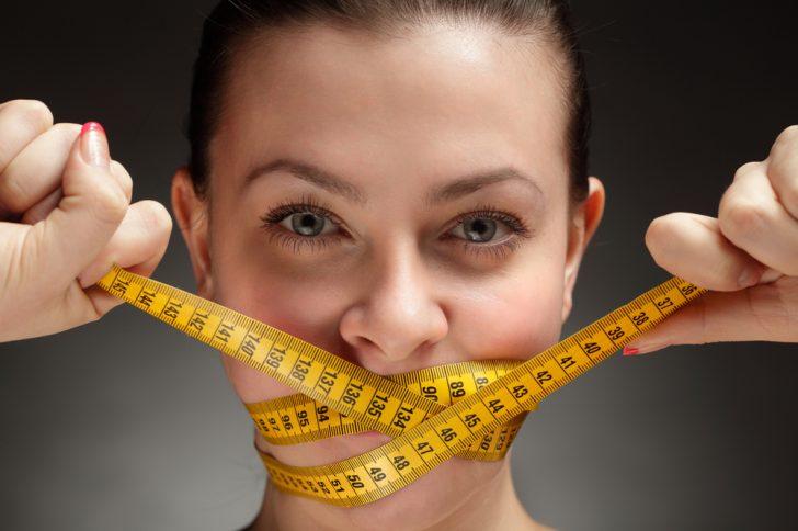 Строгие диеты: без силы воли никуда!