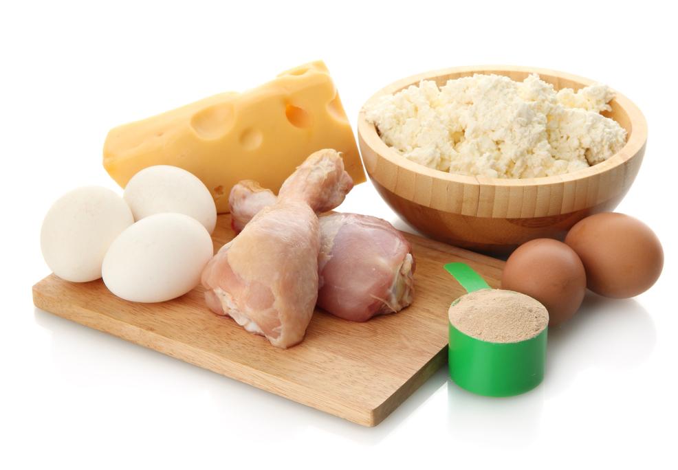 чередовании белковых и углеводных дней