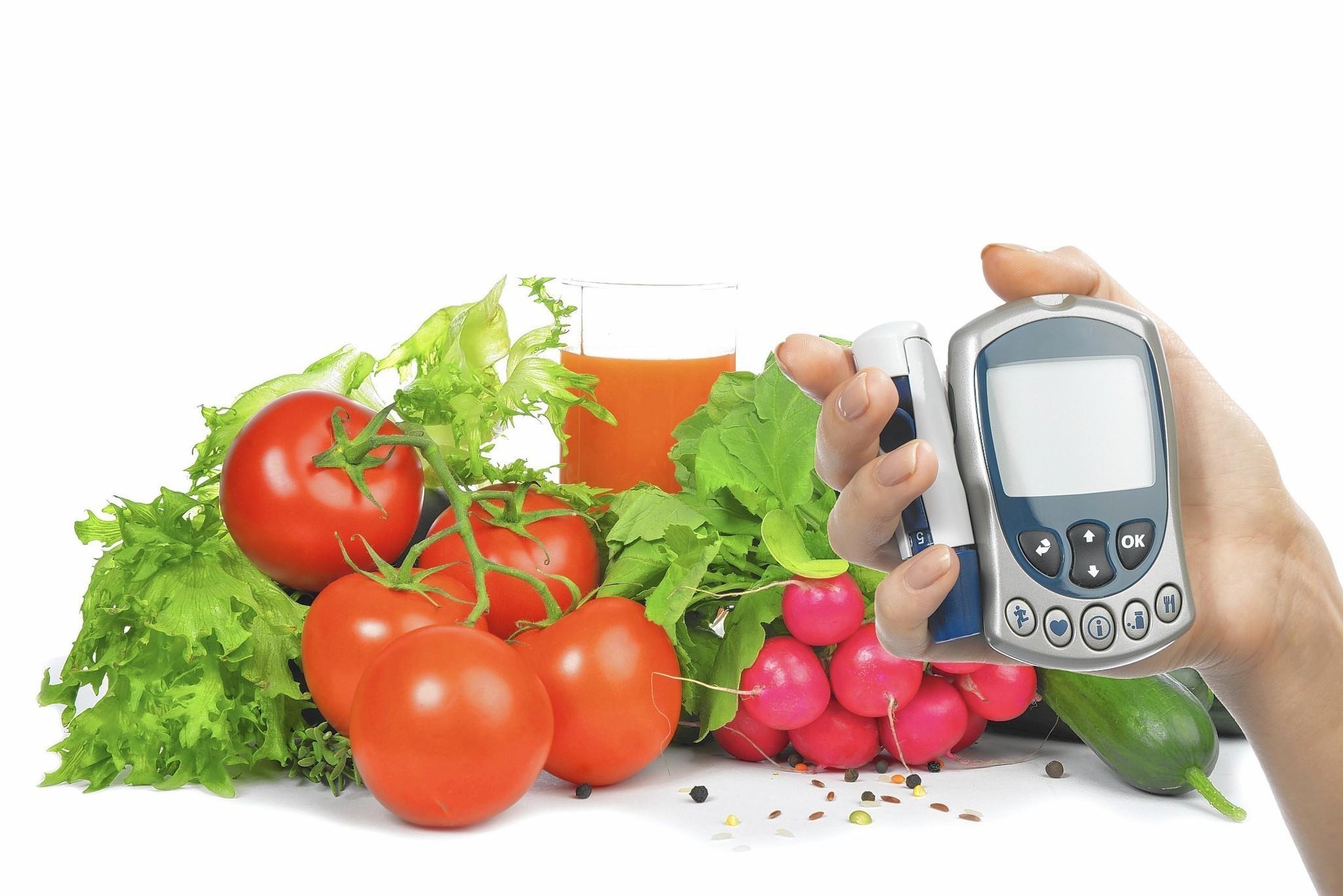 Сахарный диабет диета на неделю