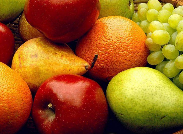 фрукты при французской диете