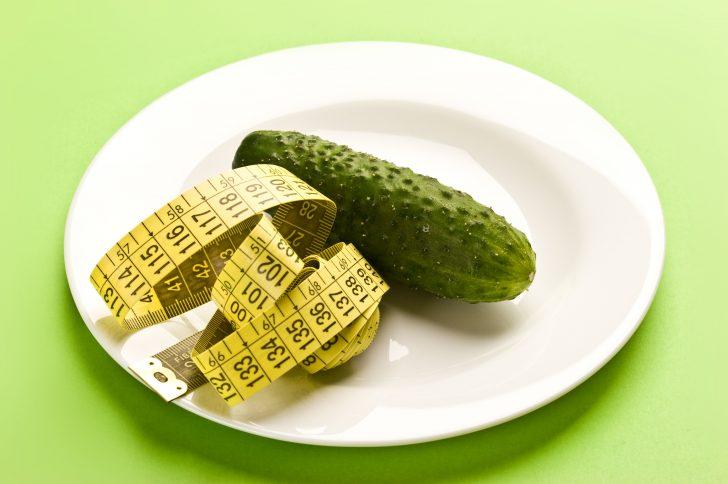 Огурцы для похудения: гуд-бай лишний вес!