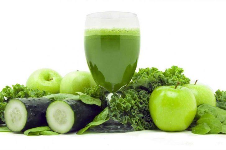 Зеленая диета для похудения – зеленый цвет в борьбе за стройную фигуру!