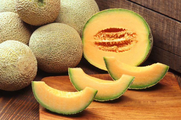 Дынная диета для «вкусного» похудения