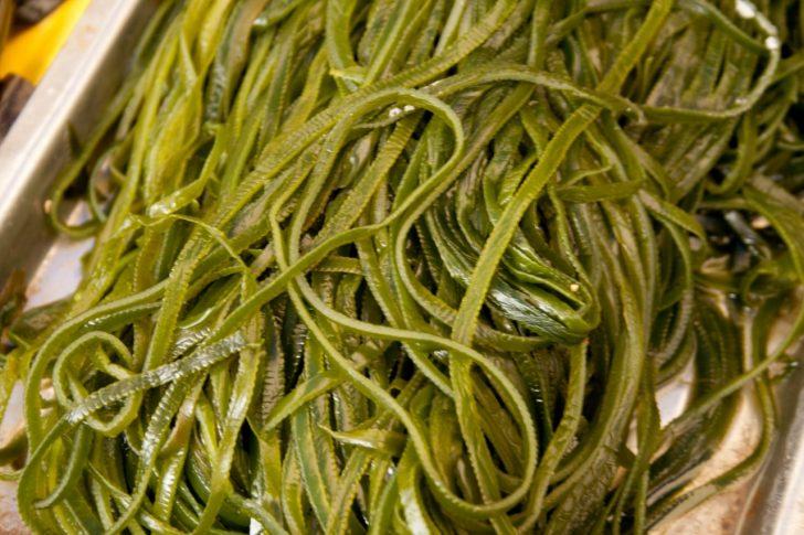 как влияет на кишечник морская капуста