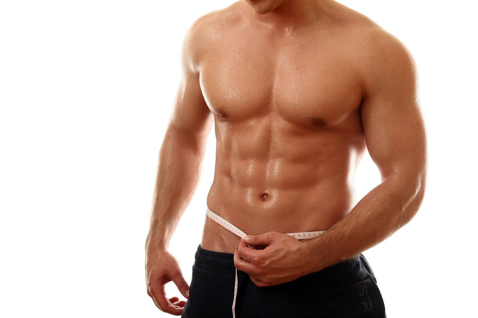 Упражнения для пресса или как убрать живот при мужской диете