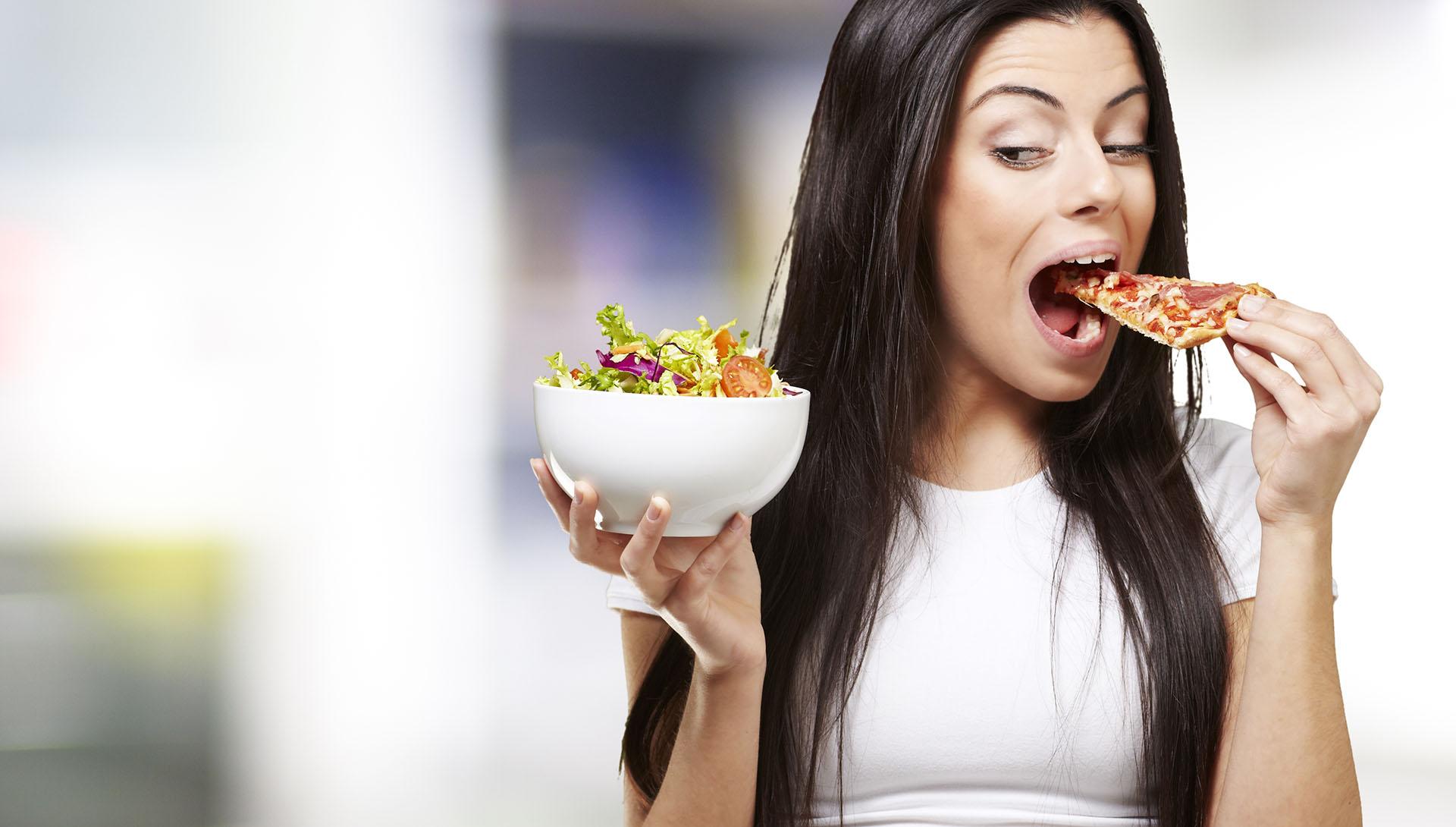 овощи группы А - большая диета