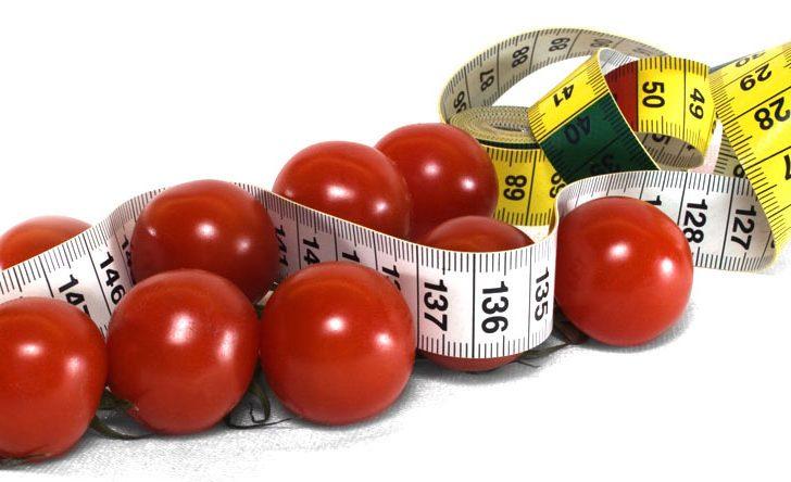 Похудение на томатах – помидорная диета