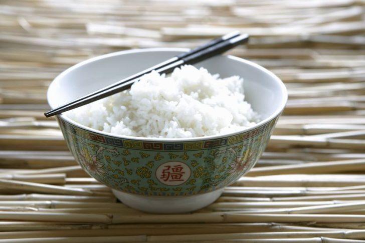 Диета на рисе на 14 дней