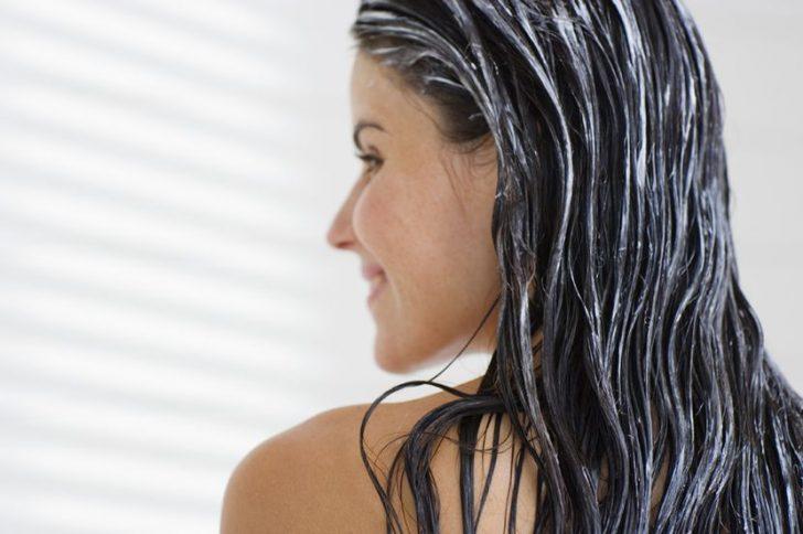 Домашняя маска для окрашенных волос