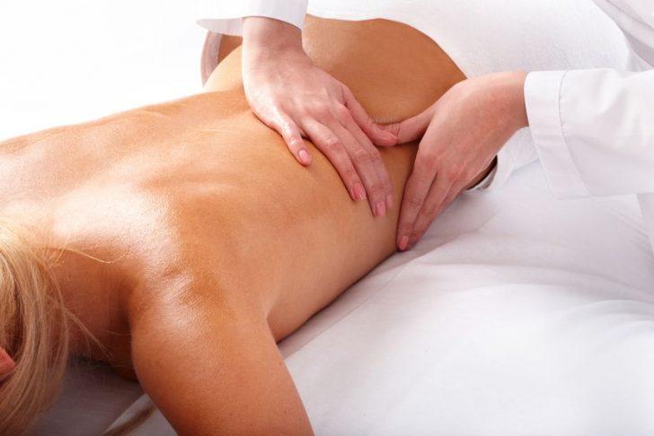 Лимфодренажный массаж ягодиц