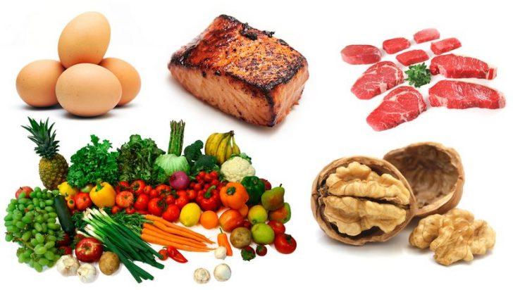 «Палео» диета — меню на неделю