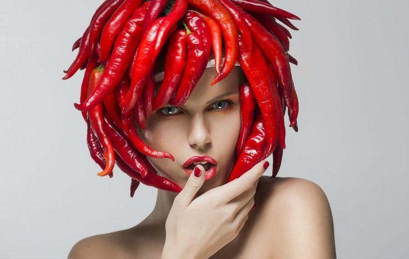 Применение красного перца в домашних условиях: рецепты приготовления масок для волос